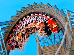 dells black friday hades 360 rollercoaster wild side of the dells pinterest