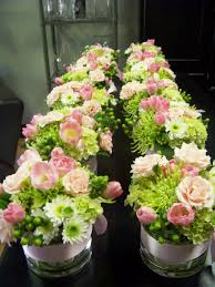 wedding floral arrangements best 25 centrepiece wedding flower arrangements ideas on