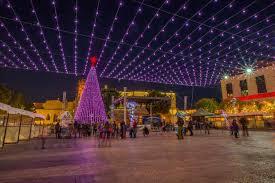 bethlehem pa christmas lights world s best christmas lights manger square in bethlehem and the