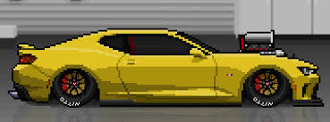 pixel car racer image camaro zl1 png pixel car racer wikia fandom powered by wikia