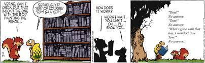 hedge library cartoons comics drawings