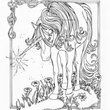 Unicorn Coloring Pages For Adults All About Coloring Pages Unicorn Coloring