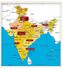 Map Of India With States by Pune Map Of India You Can See A Map Of Many Places On The List