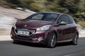 peugeot fast car peugeot 208 xy review auto express