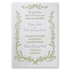 floral wedding invitations invitations by