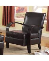 Brown Leather Accent Chair Savings On Brown Accent Chairs