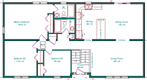 bi level home floor plans free online image house plans throughout