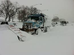 survival truck gear file stuck salt truck on lake shore drive chicago feb 2 2011 storm