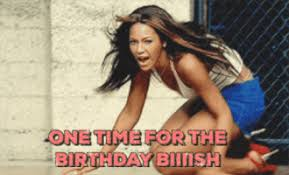 Beyonce Birthday Meme - crazy in love beyonce birthday gif gif find share on giphy