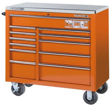 Tool Cabinet With Wheels 1475kxl12psptss Bahco 12 Drawer Wheeled Tool Chest 985mm X