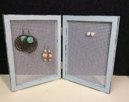 earring stud holder stud earring holder etsy