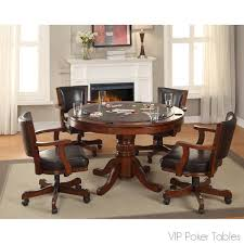 Dining Room Poker Table Furniture Of America 48