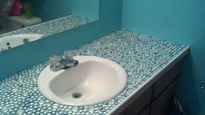 bathroom tile countertop ideas 30 pictures of mosaic tile countertop bathroom