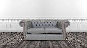 Grey Leather Chesterfield Sofa Buy Iron Grey Leather Chesterfield Sofa Designersofas4u