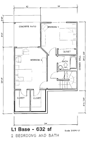 dimensioned floor plan sle floor plans head