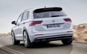 volkswagen tiguan 2016 r line volkswagen tiguan r line 2016 wallpapers and hd images car pixel