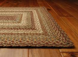 Primitive Country Area Rugs Braided Rugs