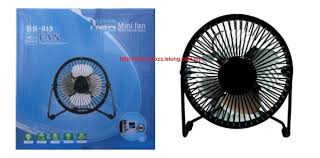 Small Metal Desk Fan Vztec 4 U0027 Usb Mini Metal Desk Fan End 12 16 2017 12 00 Am
