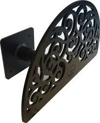 garden hose reel metal holder for your backyard