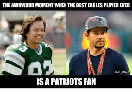 Philadelphia Eagle Memes - the awkward moment when the best eagles player ever memes is a