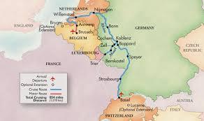 rhine river cruise mosel river belgium to switzerland grand
