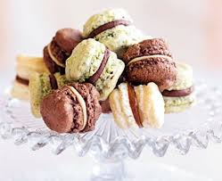 chocolate macaroons recipe bbc good food
