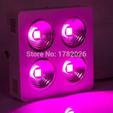 Free Shiping 800w Reflector Cob Led Grow Light Full Spectrum Plant