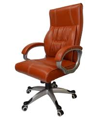 Cheap Office Furniture Online India Office Chair In Brown Buy Office Chair In Brown Online At Best