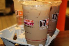 Coffee Dunkin Donut 11 dunkin donuts drinks ranked by caffeine content