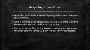 exponential equation in logarithmic form jennarocca