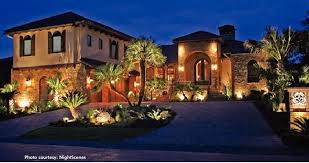 Yard Lighting Lighting The Landscape Bringing It To Life Irrigation And