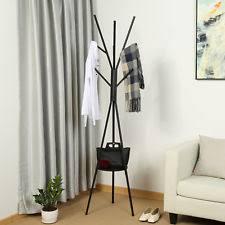 standing coat rack ebay