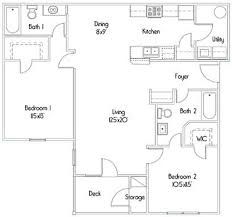 split floor plan floor plans for our luxury apartments for rent the cottages at