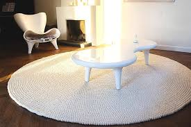 Wool Felt Rugs Artistic Hand Crafted Felt Ball Rugs Bring Home Multihued Exclusivity