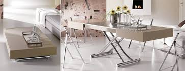 Sofa For Dining Table by Nycitywoman Double Duty Space Saving Furniture