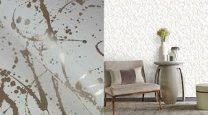 Easy Apply Wallpaper by Kelly Hoppen Wallpaper Collection Neutral Wall Coverings By