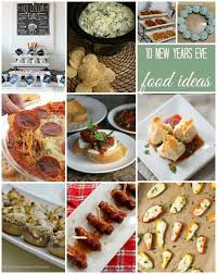uncategorized party food ideas for new years eve the best easy