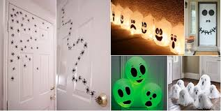 Diy Halloween Wall Decorations 17 Creative Diy Halloween Ideas Home Design Garden