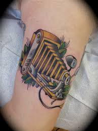 flying tiger tattoo camera one