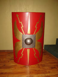 ideas for ks2 roman project how to make a roman shield romans pinterest roman shield