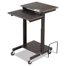 Standing Desk For Laptop by Blt85052 Standing Computer Workstation Desk By Balt