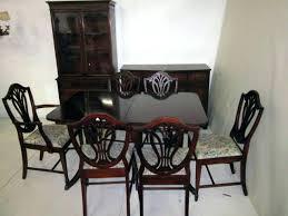 mahogany dining room set 1930s dining room furniture seller 1930s mahogany dining room