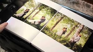 italy photo album italian seamless wedding album with glance cover