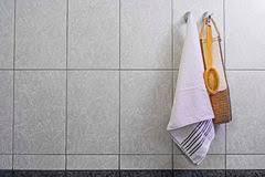 haken badezimmer badezimmer dekoration thema stockfotografie bild 25954872