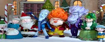 a miser brothers christmas cast images behind the voice actors