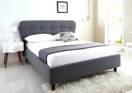 upholstered sleigh bed headboard how to build an upholstered