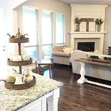 Top  Best Corner Fireplace Mantels Ideas On Pinterest Stone - Furniture placement living room with corner fireplace