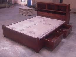 Indian Bed Furniture Indian Wooden Storage Bed Wooden Double Bed Wooden Beds From