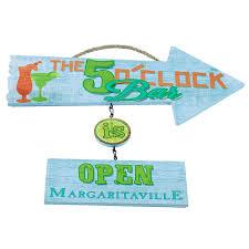 Margaritaville Home Decor Decor Margaritaville Apparel Store