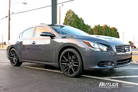 nissan altima 2017 black rims nissan altima vehicle gallery at butler tires and wheels in